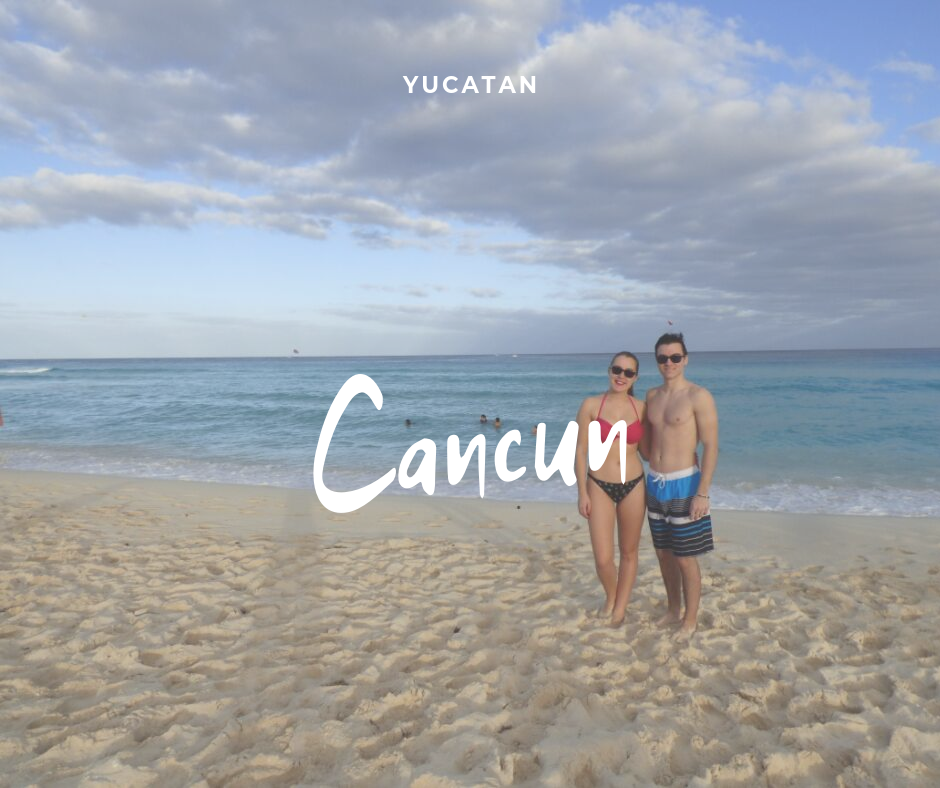 Cancun Yucatan Mexique cover