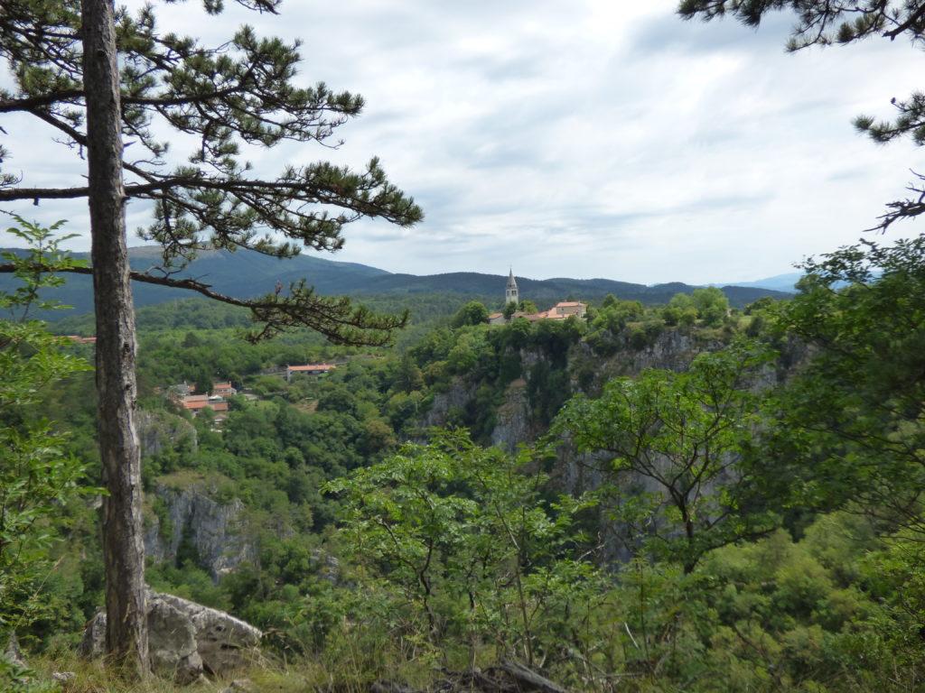 grottes de Škocjan