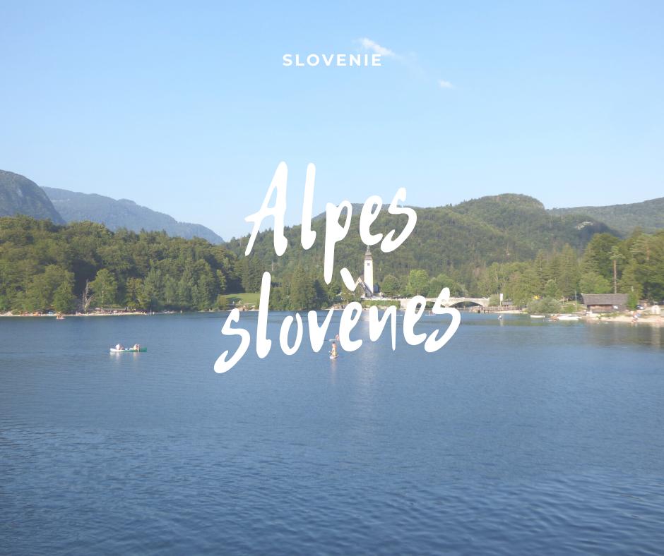 Alpes slovènes